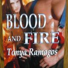 BLOOD AND FIRE by Tonya Ramagos