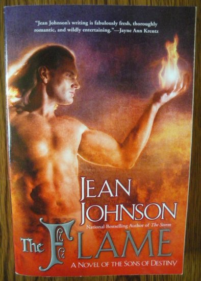 THE FLAME by Jean Johnson