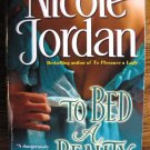 TO BED A BEAUTY by Nicole Jordan