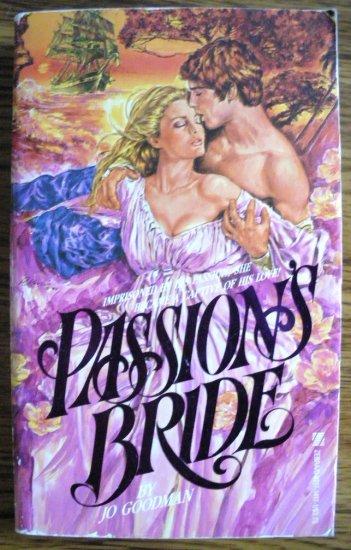 PASSION'S BRIDE by Jo Goodman