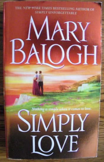 SIMPLY LOVE by Mary Balogh