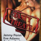 TASTY TREATS, Volume 1 by Jenny Penn, Eve Adams, Amber Carlton, & Dee S. Knight