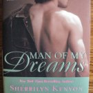 MAN OF MY DREAMS by Sherrilyn Kenyon, Maggie Shayne, Suzanne Forster, & Virginia Kantra