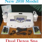 NEW DUAL ION DETOX FOOT BATH CELL AQUA CHI SPA IONIC CLEANSE MP3