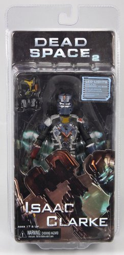 Dead Space 2: Isaac Clarke Action Figure (IN-STOCK; USED)