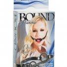 Bound by diamonds open ring gag    #SE2656-55