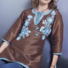 Women Designer Tunic/ Top/Kurtis, Casual Cotton blouse