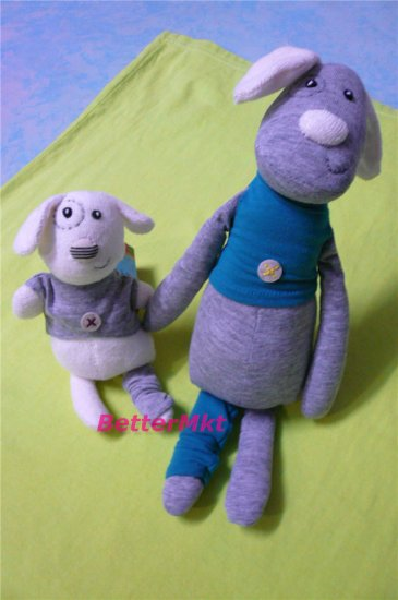 Mamas & Papas Little and Long Soft Funny Cute Baby Toy Doll