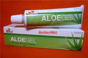 ALOE GEL 30g Aloe Vera Gel For Burn and Tissue Healing