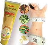 Herbal Body Slimming Hot Cream Burn Fat Fit Firm Decrease Cellulite