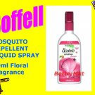 SOFFELL MOSQUITO REPELLENT LIQUID SPRAY 70ml Floral Fragrance
