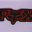 F_o_x Racing BIKE MTB MOTORBIKE LOGO Sew Iron on Patch
