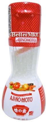 Ajinomoto Monosodium Glutamate MSG 85g Enhance The Purest Taste of Natural Umami