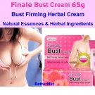 Bust Up Breast Firming Finale Bust Natural Herbal Cream 65g