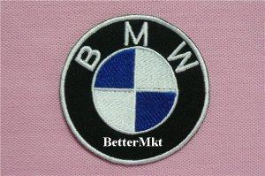 BMW BIKE RACING MOTOR CAR MOTORCYCLE LOGO Iron on Patch