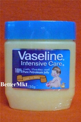 Vaseline Intensive Care 100% Pure Petroleum Jelly 150g Moisture Soothe Dry Skin
