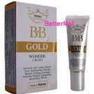 Smoothen Brighten Prevent Aging Facial Skin from UV Mistine BB Gold Wonder Cream