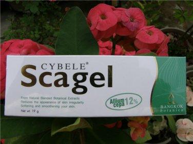 CYBELE SCAGEL 19g Soften Smoothen Reduce Appearance Scar Acne Keloid Marks