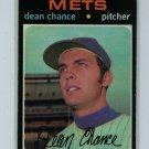 1971 Topps Baseball #36 Dean Chance Mets VG/EX