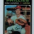 1971 Topps Baseball #77 Mike Compton Phillies EXMT