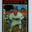 1971 Topps Baseball #85 Billy Grabarkewitz Dodgers EXMT