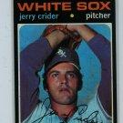 1971 Topps Baseball #113 Jerry Crider White Sox EXMT