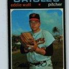 1971 Topps Baseball #122 Eddie Watt Orioles EXMT