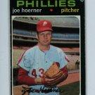 1971 Topps Baseball #166 Joe Hoerner Phillies VG/EX