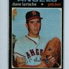 1971 Topps Baseball #174 Dave LaRoche Angels VG/EX