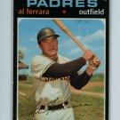 1971 Topps Baseball #214 Al Ferrara Padres EX