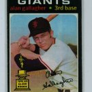 1971 Topps Baseball #224 Alan Gallagher Giants EX