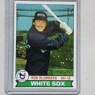 1979 Topps Baseball #42 Ron Blomberg White Sox Pack Fresh