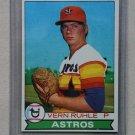 1979 Topps Baseball #49 Vern Ruhle Astros Pack Fresh