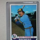 1979 Topps Baseball #51 Ray Fosse Brewers Pack Fresh