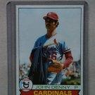 1979 Topps Baseball #59 John Denny Cardinals Pack Fresh