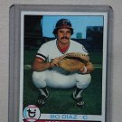 1979 Topps Baseball #61 Bo Diaz Indians Pack Fresh