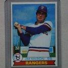 1979 Topps Baseball #67 Jim Mason Rangers Pack Fresh