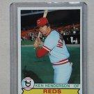 1979 Topps Baseball #73 Ken Henderson Reds Pack Fresh