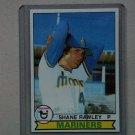 1979 Topps Baseball #74 Shane Rawley RC Mariners Pack Fresh