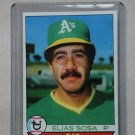 1979 Topps Baseball #78 Elias Sosa A's Pack Fresh