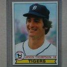 1979 Topps Baseball #80 Jason Thompson Tigers Pack Fresh