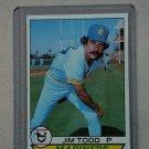 1979 Topps Baseball #103 Jim Todd Mariners Pack Fresh