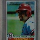 1979 Topps Baseball #111 Roger Freed Cardinals Pack Fresh