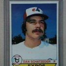 1979 Topps Baseball #124 Dan Schatzeder Expos Pack Fresh