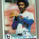 1979 Topps Baseball #128 Ted Martinez Dodgers Pack Fresh