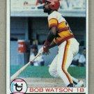 1979 Topps Baseball #130 Bob Watson Astros Pack Fresh