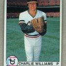 1979 Topps Baseball #142 Charlie Williams Giants Pack Fresh