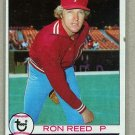 1979 Topps Baseball #177 Ron Reed Phillies Pack Fresh