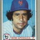 1979 Topps Baseball #197 Bob Apodaca Mets Pack Fresh