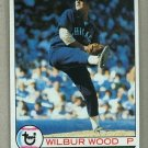 1979 Topps Baseball #216 Wilbur Wood White Sox Pack Fresh